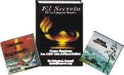 EL SECRETO y la ley de atraccion (libro y cds)mensajes subliminales...