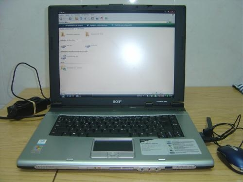 Portatil acer travelmate 2303lm