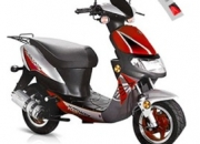 vendo scooter Keeway Hurricane 50cc impecable