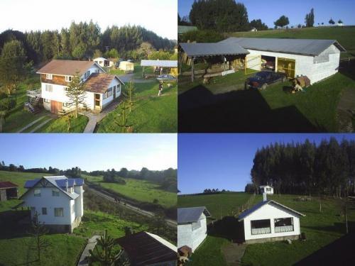 Fotos de hermosas casas de campo en sur de chile madrid for Casas de campo hermosas