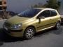 Peugeot 307 año 2004