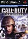 Call of duty finest hour en espaã±ol pal + envio gratis playstation 2 compatible ...