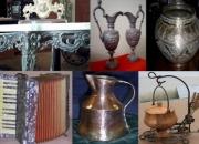 Vendo coleccion de antigüedades en bloque o por piezas