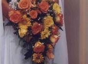 Curso personalizado de ramos y tocados naturales. arreglos florales