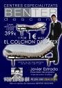 400€  cama electrica + colchon de latex a precios locos