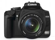New Canon EOS 400D Lens