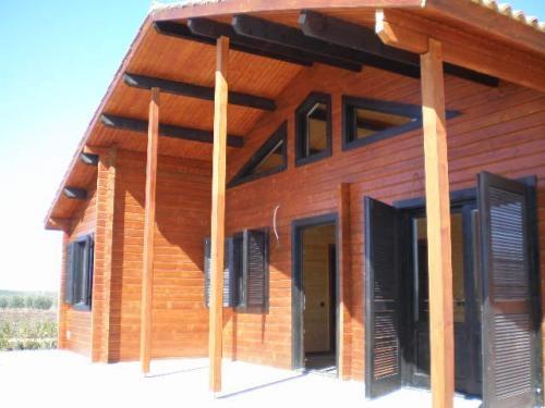 Fotos de oferta casa de madera zaragoza casa chalet for Oferta casa madera