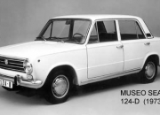 VENDO SEAT 124 D,  DEL AÑO 73