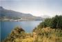 campo de 80 hectareas a orilla de lago sur de chile