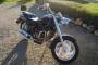 Se vende motocicleta custom 125cc