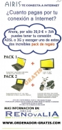 Ordenador GRATIS + Televisor 32