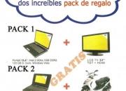 Ordenador GRATIS + Televisor 32 ó Moto 50cc con Airis