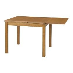 Fotos de mesa de comedor ikea bjursta madrid muebles - Mesa bjursta ikea ...