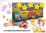 atracciones kike alquiler de castillos hinchables
