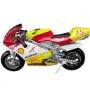 Minimoto de carreras 49 cc, 60 km/h nueva