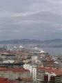 Piso 4º en Vigo VIA NORTE 155 m2 amueblado entrar a vivir