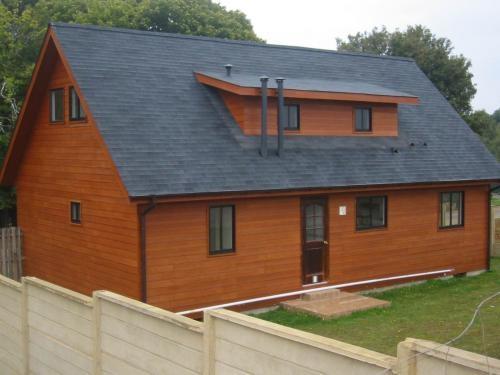 Fotos de casas de madera madrid casa chalet - Casas de madera madrid ...