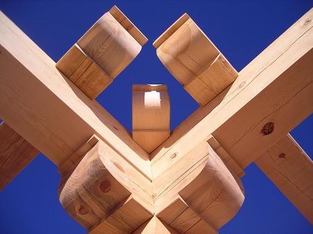 Fotos de especialista en tejados de madera segovia for Tejados de madera vista