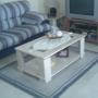 Mesas de marmol travertino