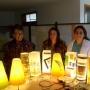 Aproveche sus vacaciones en ecuador: aprenda a hacer lamparas