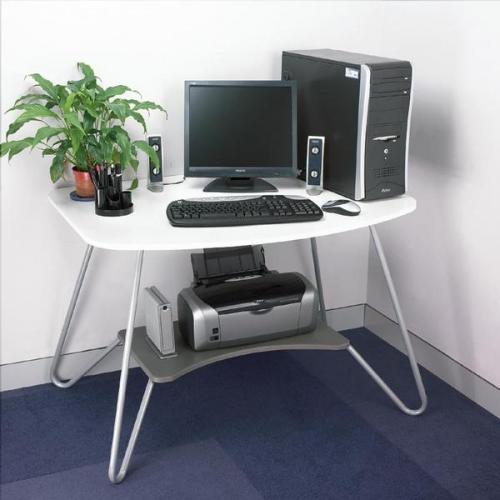 Fotos de mesa de escritorio klas de ikea madrid muebles for Mesa escritorio ikea