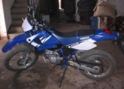 Vendo Yamaha DT 125cc - 2600?