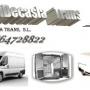 Alquiler furgonetas con conductor.  (tarifas economicas)