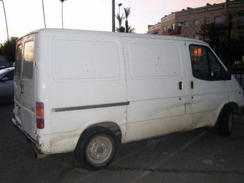 Se vende furgoneta
