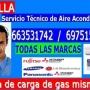 FEDDERS SEVILLA 667026920 AIRE ACONDICIONADO FEDDERS 697515336 SERVICIO TECNICO MISMO DIA