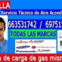 GIBSON SEVILLA 697515336 AIRE ACONDICIONADO GIBSON 667026920