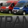 Alquiler furgonetas con conductor