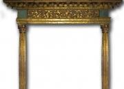 Retablo Siglo XVII estilo ornamental (antiguedades)