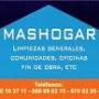 MASHOGAR limpiezas