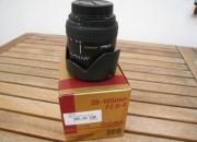 Objetivo Sigma 28-105 f:2.8-4 paa Nikon