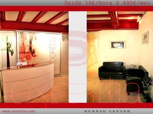 Fotos de alquiler oficinas y despachos experttia zaragoza for Oficina alquiler zaragoza