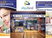 Franquicias de alquileres inmobiliarias (Toda España) Mealquilan.com Especialistas en alquiler y alquiler con opción a compra