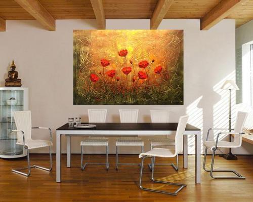 Fotos de pintura decora tu casa con bonitos cuadros - Decora tu casa barato ...