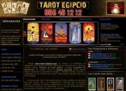www.tarot-egipcio.com - El portal del Tarot Egipcio