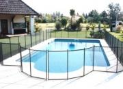 Baby secur - vallas de seguridad en piscinas
