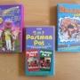 Colección Videos VHS Para Niños