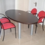 Mesa de reuniones (OFIPRIX) + sillas