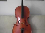 Vendo Violoncello 4/4 Hans Joshep Nuevo