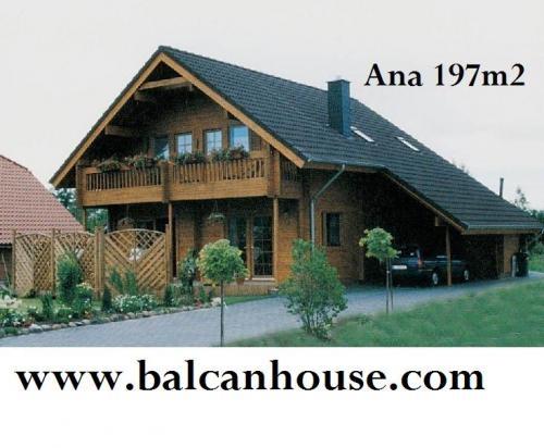 Casas prefabricadas madera casas madera prefabricadas - Casa de madera galicia ...
