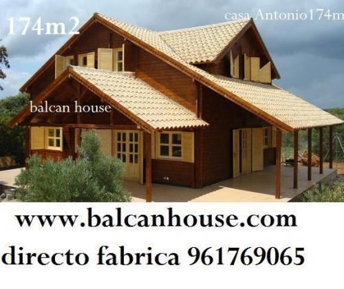 Casas prefabricadas de madera en puerto rico mejor - Casa madera galicia ...