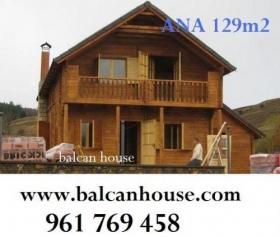 Casas de madera casas de madera prefabricadas galicia - Venta de casas de madera en galicia ...