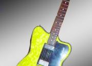 Guitarra electrica Hofner maciza años 60