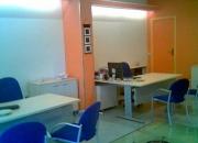 Muebles de oficina escritorios sillas cajoneras expositores segunda mano venta semi - nuevos madrid