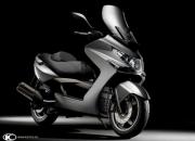 moto kimco scooter 500r