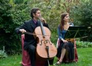 Música para bodas, ceremonias religiosas, civiles, funerales, bautizos y amenización de eventos.