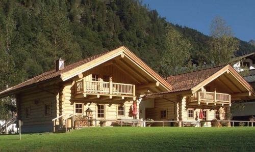 Casas de madera natural maciza en madrid - Casas de madera natural ...
